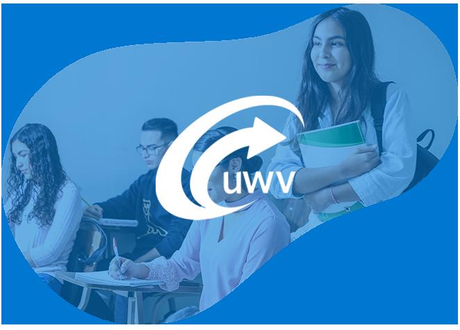 UWV-banner